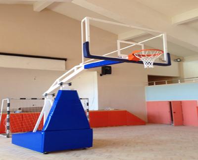 PN0041 - Kapalı Spor Salonu İçin Hidrolik Pota