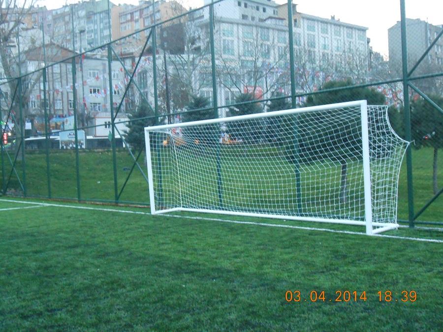 PN0059 - Alimünyum Seyyar Antrenman Tipi Futbol Kalesi