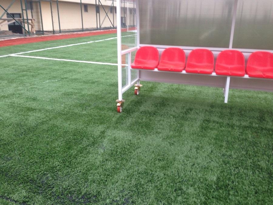 PN0171 - 14 Kişilik Futbolcu Yedek Oyuncu Kulubesi