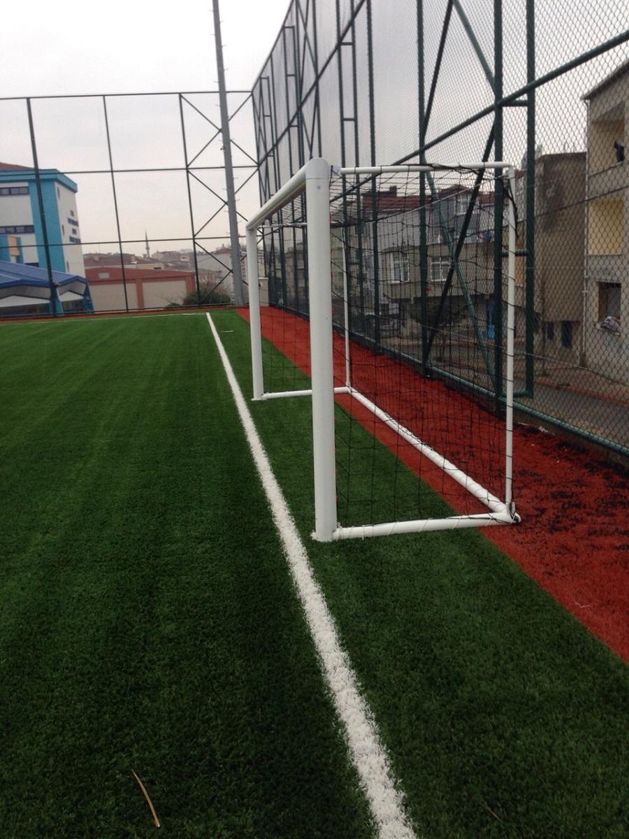 PN0057 - Seyyar Alüminyum Futbol Kalesi