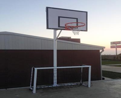 PN06 - Tek Direkli Basketbol Potası