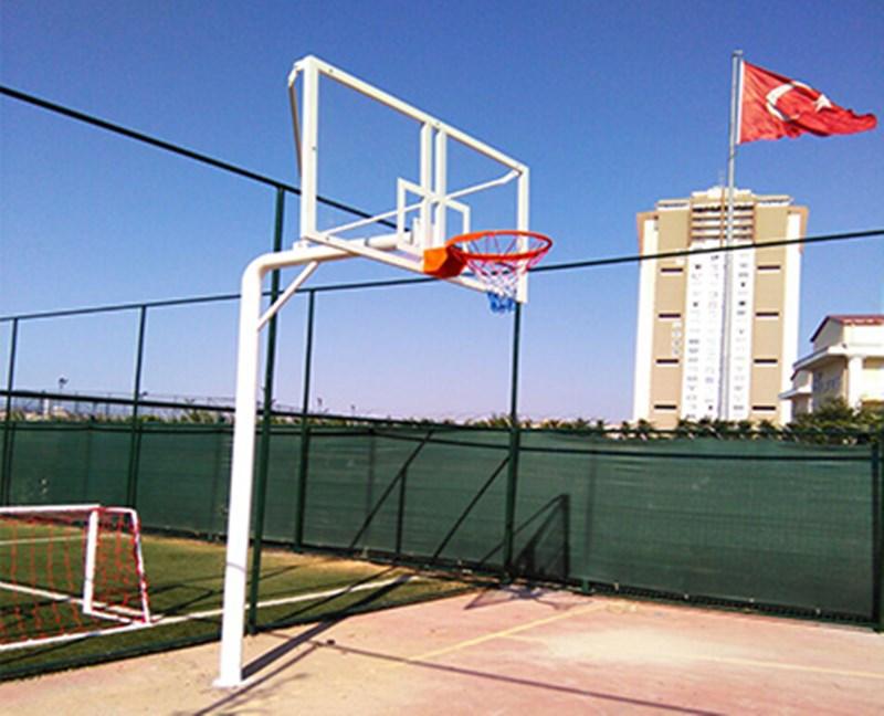 PN02 - Tek Direkli Basketbol Potası