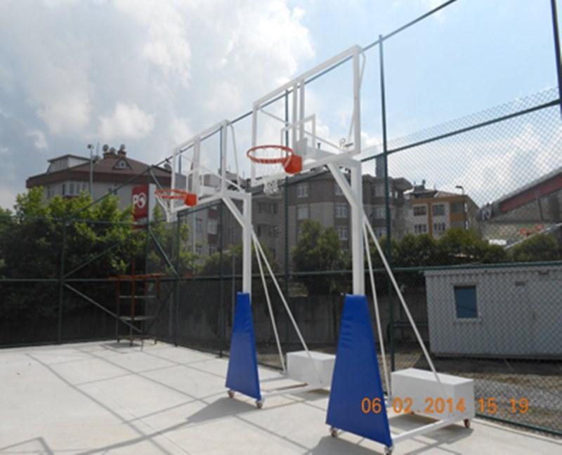 PN015 - Dört Direkli Basketbol potası
