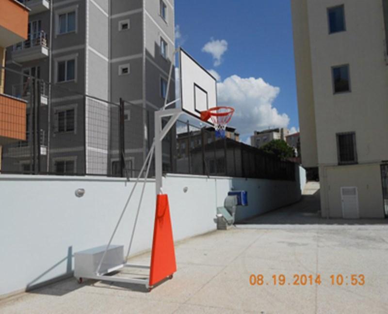 PN016 - Dört Direkli Basketbol Potası