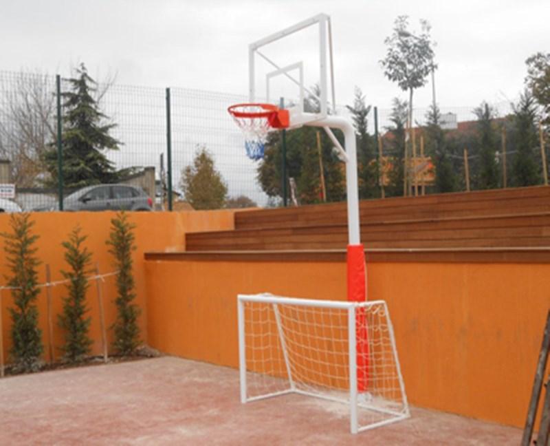 PN04 - Tek Direkli Basketbol Potası