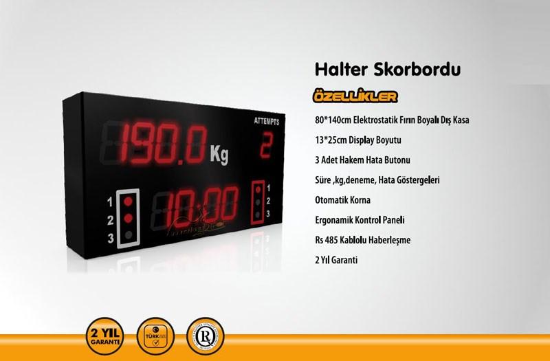 PN0086 - HALTER SKORBORD