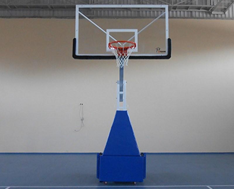 PN421 - Okul Tipi Hidrolik Katlanabilir Basketbol Potası