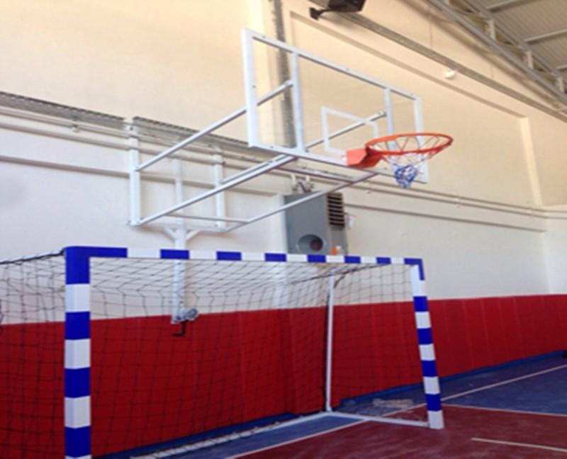 PN037 - Duvardan Çıkma Basketbol Potaları