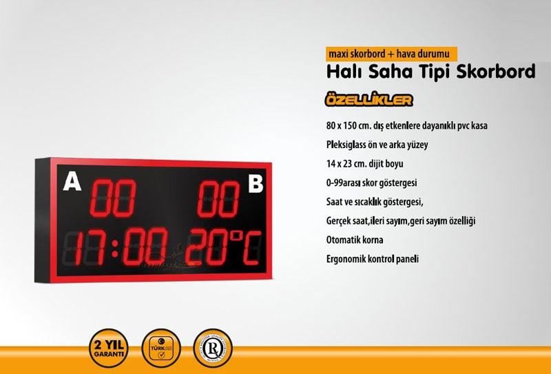 PN0083 - HALI SAHA SKORBORDLARI