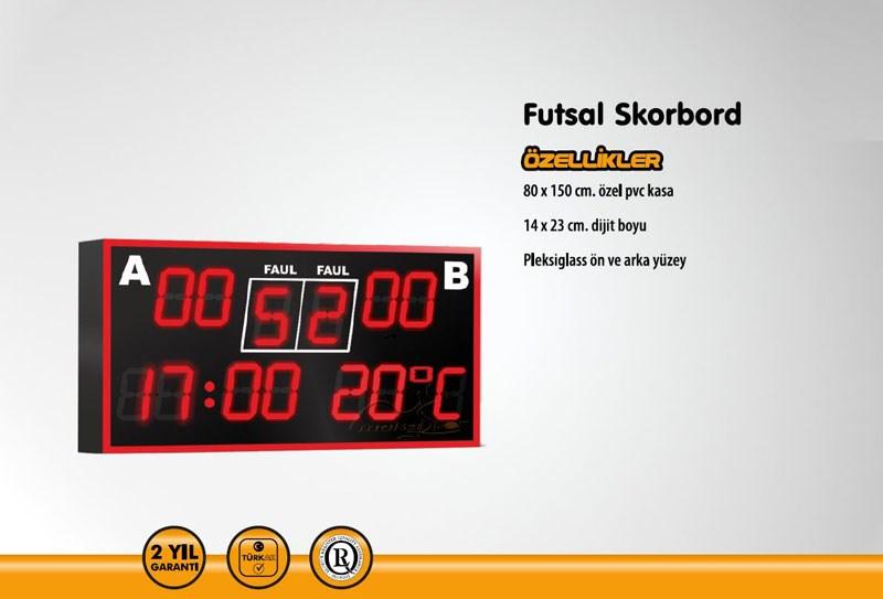 PN0085 - FUTSAL SKORBORD