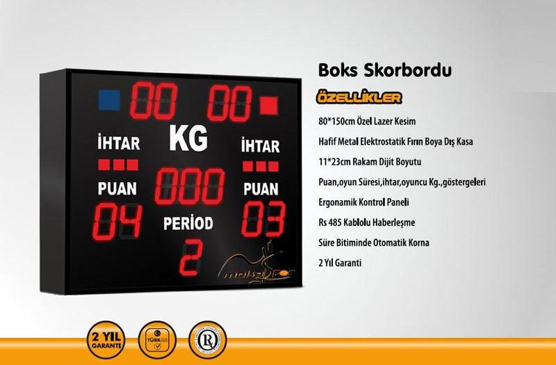 PN0089 - BOKS SKORBORD