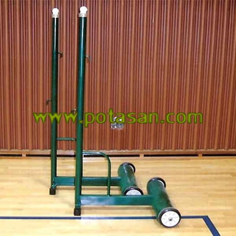 PN0099 - Seyyar Ağırlıklı Badminton Direği