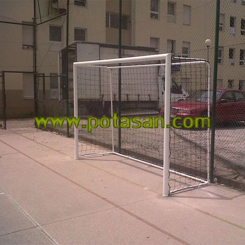 PN0058 - Metal Halı Saha Futbol Kalesi