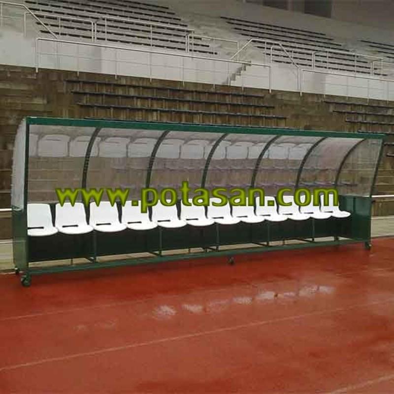 PN0168 - Yedek Oyuncu Kulübesi