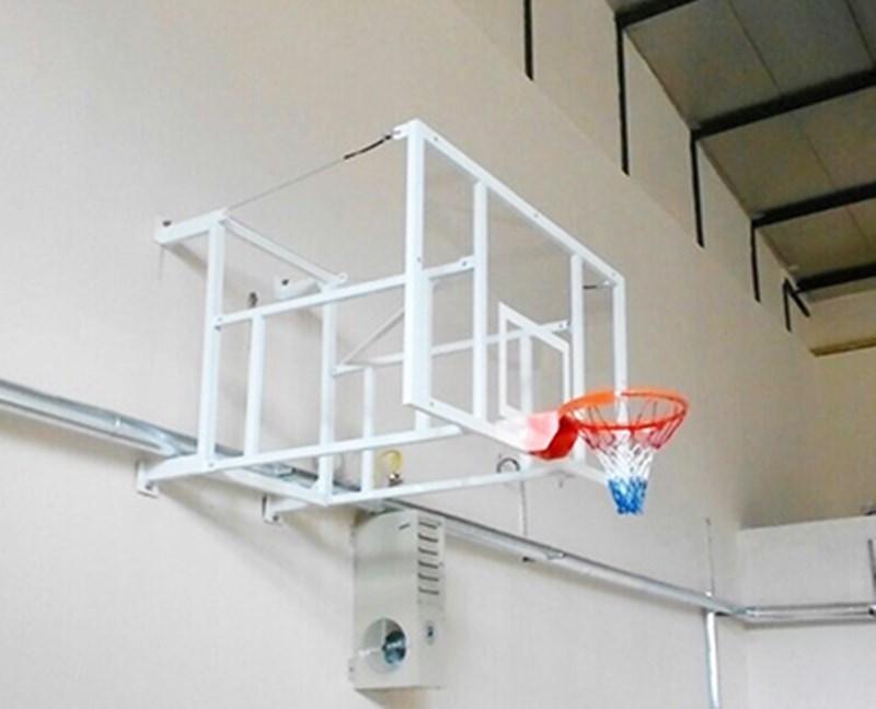 PN031 - Duvardan Çıkma Basketbol Potası