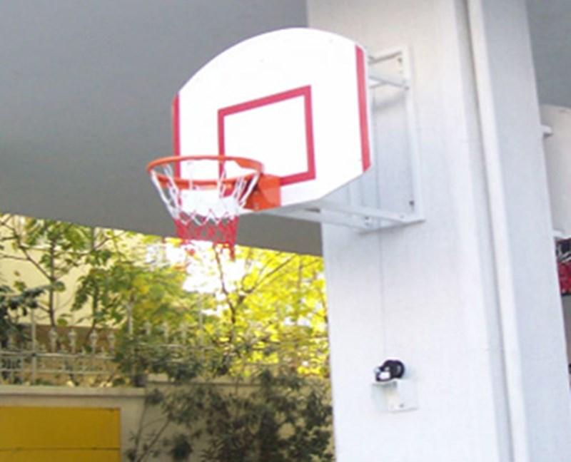 PN038 - Duvardan Çıkma Basketbol Potaları